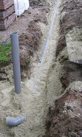 Frank Moes - Riolering en Drainage in Aduard - Groningen - Zuidhorn